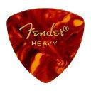 Fender 346 Shape Picks Shell Heavy ギターピック×36枚