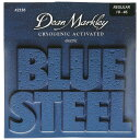 Dean Markley 2556 Regular Blue Steel 10-46 エレキギター弦×5セット