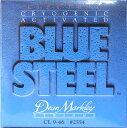 Dean Markley 2554 Custom Light Blue Steel 9-46 エレキギター弦×3セット