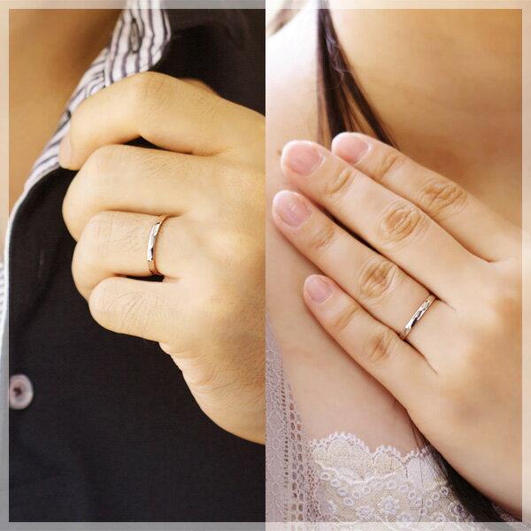 AI(アイ)フルカット リング/結婚指輪(指輪...の紹介画像2