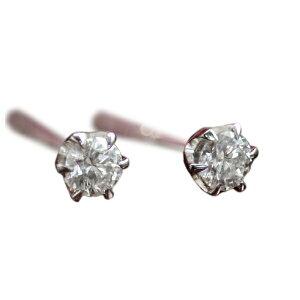 ダイヤモンド0.2ct ティファニー・セッティング(立爪