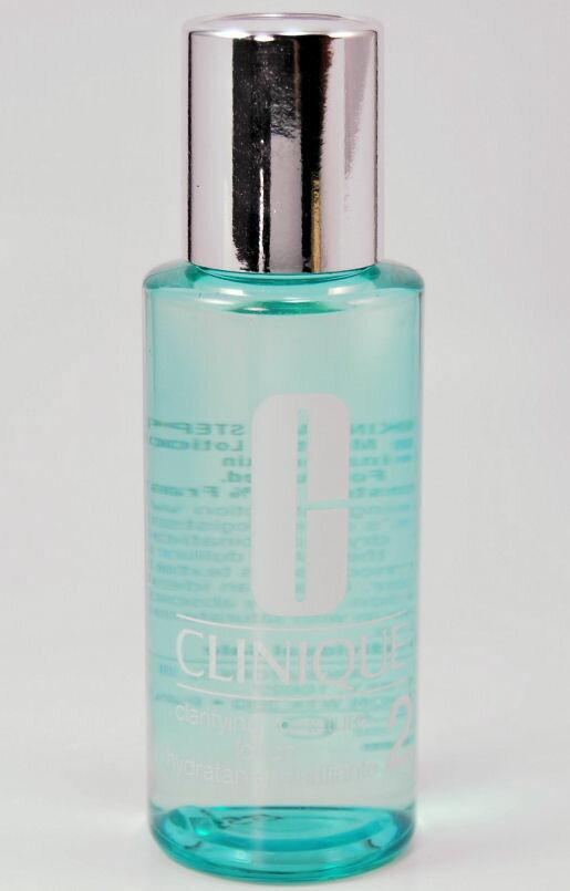 クリニーククラリファイング moisture lotion 2 60ml sample mini size