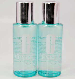 クリニーククラリファイング moisture lotion 2 60ml 2 piece set simple mini size