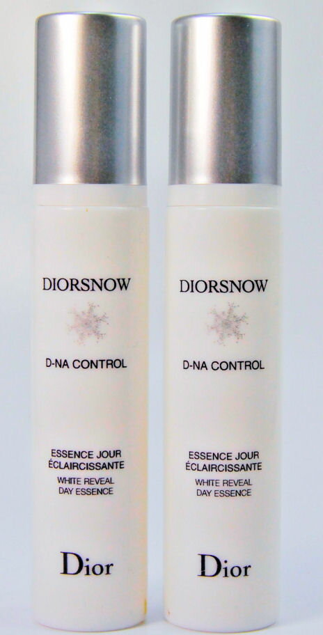 Christian Dior-ディオールスノーホワイトニング control essence 7 ml 2 piece set simple mini size