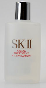 Max factor SK2 facial treatment clear lotion 40 ml sample mini size
