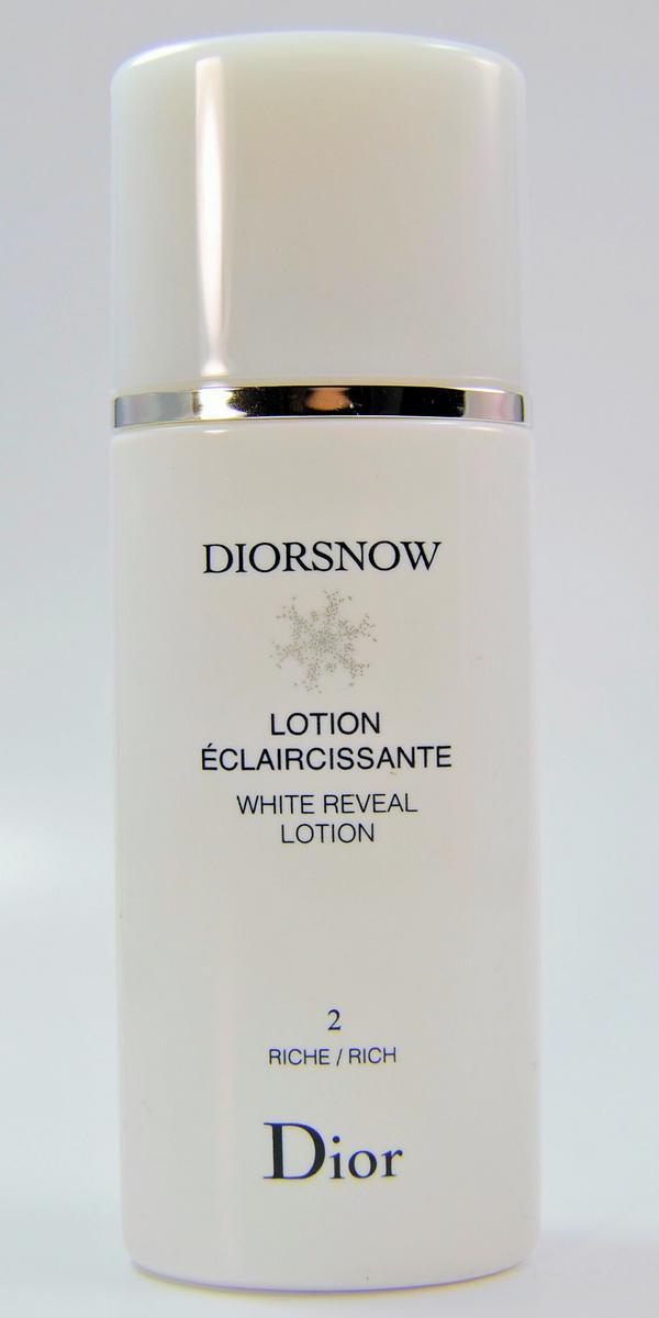 クリスチャンディオールディオールスノー whitening lotion 2 50 ml sample mini size