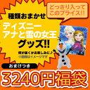 アナと雪の女王 グッズ福袋 おまけつき 中身おまかせ 大人気ディズニープリンセスのキャラクターグッズがもりもり