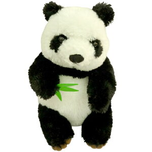 シンフーパンダ 幸福大熊猫 ぬいぐるみM PANDAキャラ