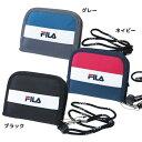 FILA フィラ 財布 RFウォレット ボーダー ヤング産業 お洒落 かわいい スポーツブラン