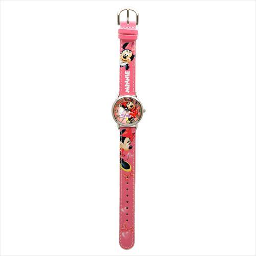 ミニーマウス 腕時計 キャラウォッチ ディズニー サンフレイム かわいい ギフト雑貨 キャ…...:cinemacollection:10165547