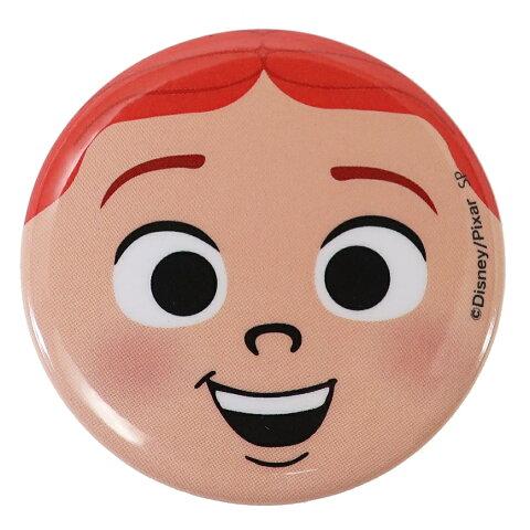 トイストーリー 4 缶バッジ ビッグ カンバッジ ジェシー フェイス ディズニー スモールプラネット コレクション 雑貨 かわいい キャラクター グッズ 通販 メール便可 シネマコレクション