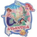 キングダムハーツ ステッカー トラベル ステッカー ATLANTICA ディズニー エンスカイ デコシール コレクション雑貨 キャラクターグッズ通販 シネマコレクション2/25まで