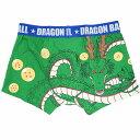 ドラゴンボール メンズ ボクサーパンツ 男性用下着 神龍 スモールプラネット メンズインナー アニメキャラクター グッズ メール便可 シネマコレクション