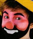 ピエロの鼻の特殊メイク WO613|ピエロ,ピエロの鼻,クラウン,クラウンの鼻,丸い鼻,モンスター,ディズニー,妖精,ファンタジー特殊メイ..