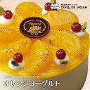 オレンジヨーグルト サンクドノア ケーキ 12cm【アントル...