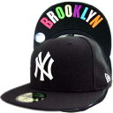 New era cap under visor New York Yankees Brooklyn black / white / multi-New Era CAP UNDER VISOR New York Yankees BROOKLYN Black/White/Multi [_ Kinki tomorrow for comfort] [_ China tomorrow for comfort] [_ four tomorrow for comfort] [_ Kyushu tomorrow for comfort]