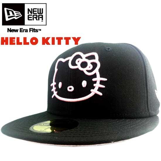 New Era Caps Black Pink