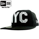 ニューエラ キャップ ホワイトロゴ NYC ブラック/ホワイトNew Era Cap WHITE LOGO NYC Black/White【あす楽対応_近畿】【あす楽対応_中国】【あす楽対応_四国】【あす楽対応_九州】