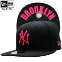 New era cap under visor New York Yankees Brooklyn black / strawberry New Era Cap UNDER VISOR New York Yankees BROOKLYN Black Strawbelly [_ Kinki tomorrow for comfort] [_ China tomorrow for comfort] [_ four tomorrow for comfort] [_ Kyushu tomorrow for comfort]