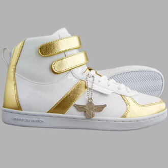 Creative recreation dicoco cgalow Womens white / metallic gold Creative Recreation Dicoco in WCR3919 Womens White/Metallic Gold