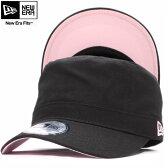 ニューエラ ワークキャップ WM01 アンダーバイザー ブラック ピンク ピンクNew Era WorkCap WM01 Under Visor Black Pink Pink【あす楽対応_近畿】【あす楽対応_中国】【あす楽対応_四国】【あす楽対応_九州】
