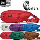 男女兼用包 - ニューエラ バッグ ウエストバッグ カラーシリーズ 6カラーズ New Era Bag Waist Bag Color Series 6Colors【あす楽対応_近畿】【あす楽対応_中国】【あす楽対応_四国】【あす楽対応_九州】