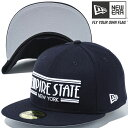 е╦ехб╝еиещ 5950енеуе├е╫ е█еяеде╚еэе┤ еиеєе╤едеве╣е╞б╝е╚ е╦ехб╝ешб╝еп е═еде╙б╝ е═еде╙б╝ е╣е╬б╝е█еяеде╚ New Era 59FIFTY Cap White Logo Empire State New York Navy Navy