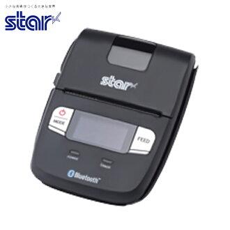 星精密移動熱敏印表機 SM L200 系列 SM L200 UB40 JP 藍牙連接星微電子移動熱印表機 SM L200 系列 SM L200 UB40 JP 藍牙連接黑色