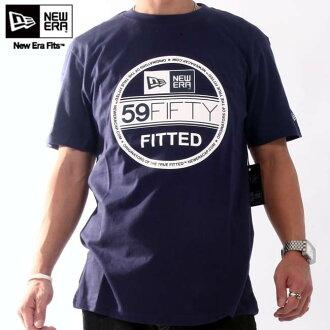 New era S/S T shirt INSP basic visor tea light Navy / white New Era SS TEE INSP Basic Visor Tee Light navy/White