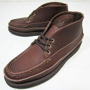 russell moccasin ラッセルモカシン sporting clays chukka brown