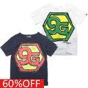 【NINE GATES/子供服/ナインゲイツ/子ども服】 9G Tシャツ