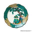 【あす楽】amabro アマブロ Moomin ムーミン JAPAN KUTANI -GOSAI- 九谷焼 小皿 Snufkin スナフキン 1211【asrk_ninki_item】