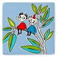 【あす楽】【数量限定】アラビアフィンランド ARABIA FINLAND ムーミン Moomin デコツリー Deco Tree トフスランとビフスラン 2016-2017年 限定【送料無料】【asrk_ninki_item】【P01Jul16】