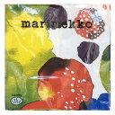 マリメッコ marimekko ユハンヌスタイカ JUHANNUSTAIKA ペーパーナプキン Paper Napkin マリメッコ柄 花柄 北欧 直輸入33×33cm