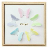 Floyd フロイド Butterfly バタフライ 箸置きセットFL02-00908【10P01Mar15】