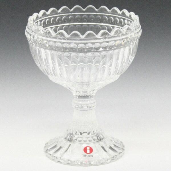 【あす楽】イッタラ iittala マリボウル Mari bowl スモール Small 120mm クリア【asrk_ninki_item】