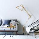 recolte レコルト Lumiere ルミエール Pollux Floor Table Light ポルックスLED フロアライト ブラック&ホワイト LP...