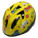 TETE テテ ヘルメット Splash Heart スプラッシュハート はたらく車2 XSサイズ