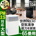 空気清浄機 PM2.5対応 65畳タ...