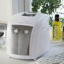 ALCOLLEホームベーカリーパン焼き機1斤用コンパクトサイズパン焼き器ABM-530/W【代引き手数料無料】【Sp_3/4_1】