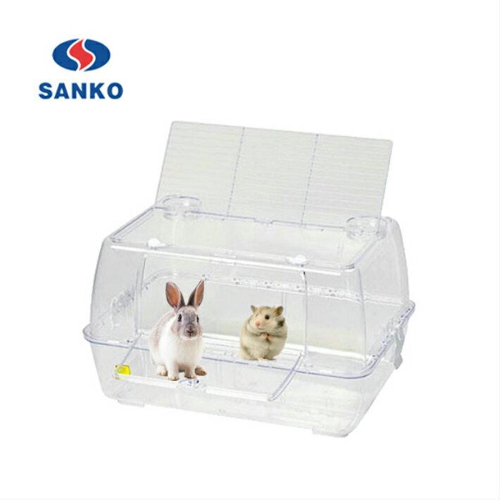 送料無料三晃商会SANKOC14ルーミィベーシック(1個)昆虫爬虫類小動物ハムスター飼育ケースペット