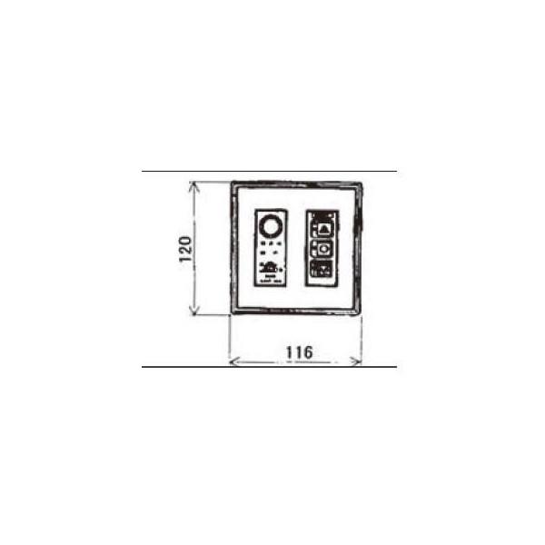 リクシル 窓・サッシ用部品 電気部品 装飾窓:センサー付アダプタ EASY203 LIXIL トステム メンテナンス DIY リフォーム