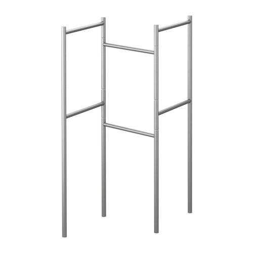 IKEA(イケア) GRUNDTAL タオルスタンド ステンレススチール a40177761