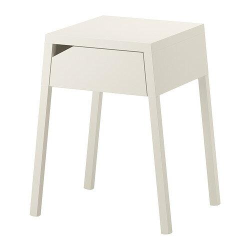 IKEA(イケア) SELJE ベッドサイドテーブル 50227015