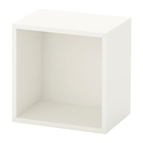 IKEA イケア EKET 壁取り付け式シェルフユニット ホワイト n99285810