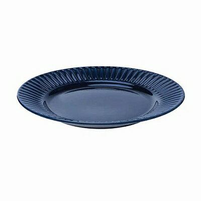 IKEA イケア 皿 27cm プレート せっ器 ブルー 青 STRIMMIG n80426377