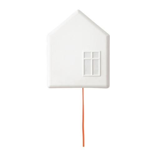 IKEA イケア DROMHEMウォールランプ ホワイト z10331580