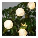 RoomClip商品情報 - IKEA(イケア) SOLVINDEN ソルヴィンデン ライトチェーン用デコレーション 球形 ホワイト z10382923