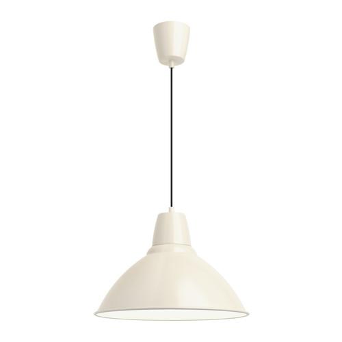 IKEA(イケア) FOTO ペンダントランプ オフホワイト 30192856
