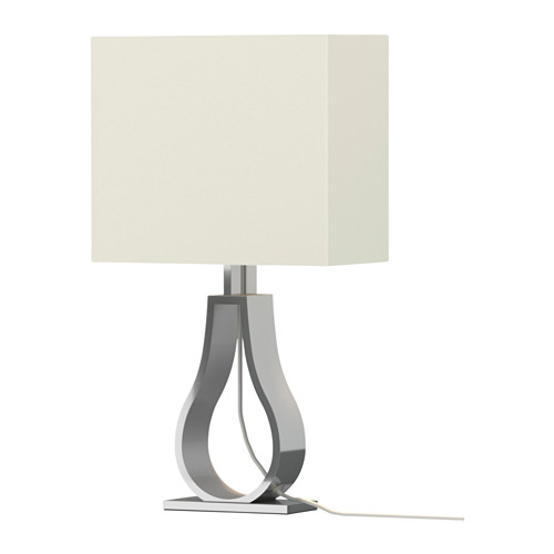 IKEA(イケア) KLABB テーブルランプ オフホワイト 40280230